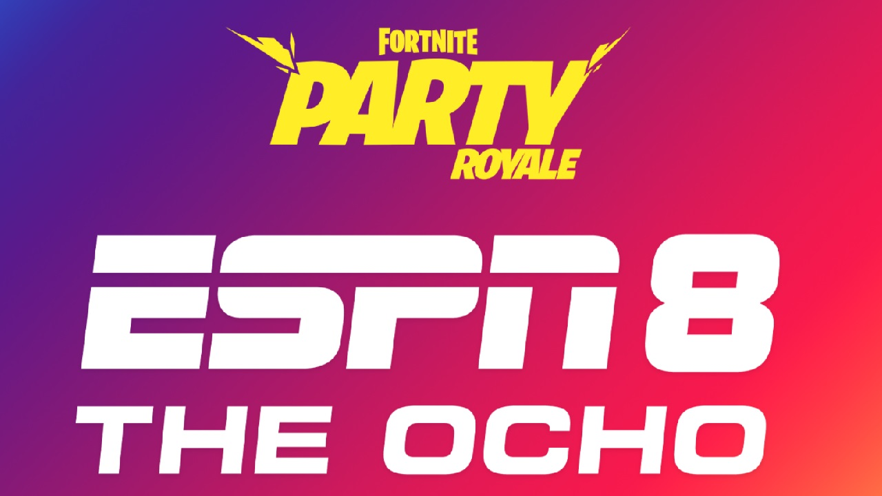 Cover image for Fortnite's Party Royale provides sports untapped avenue for reaching digital natives