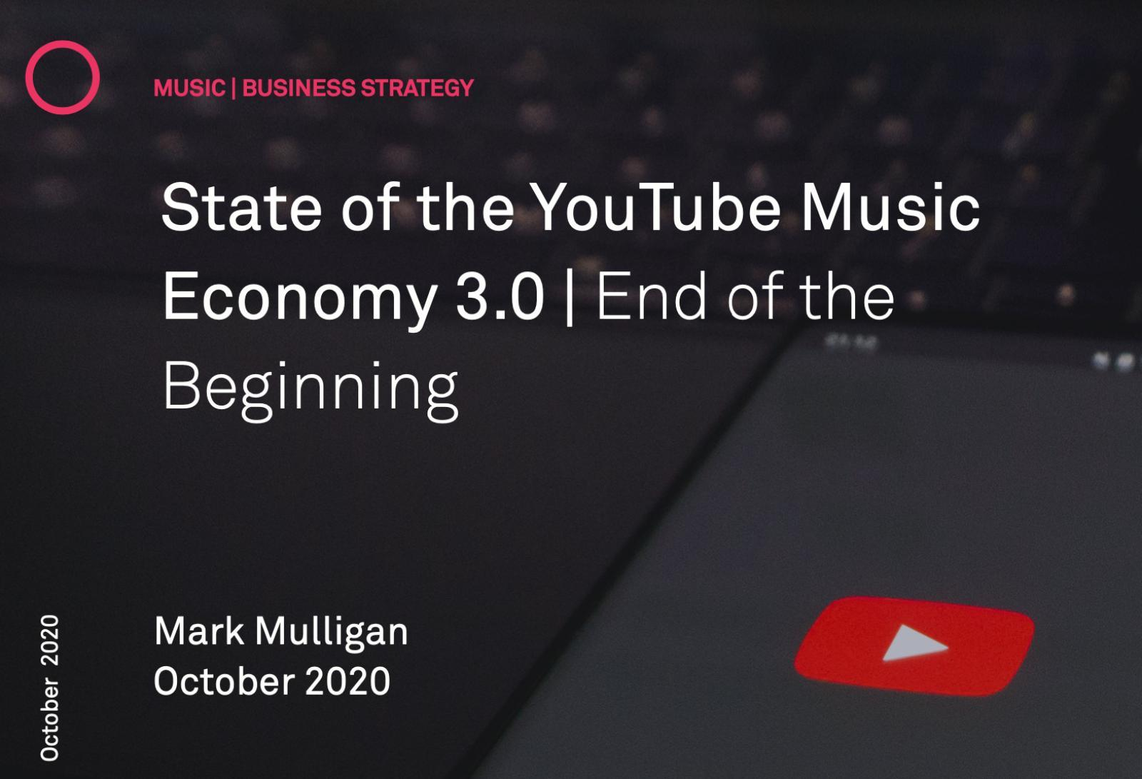 Cover image for YouTube at two billion: Still much more music opportunity to be had