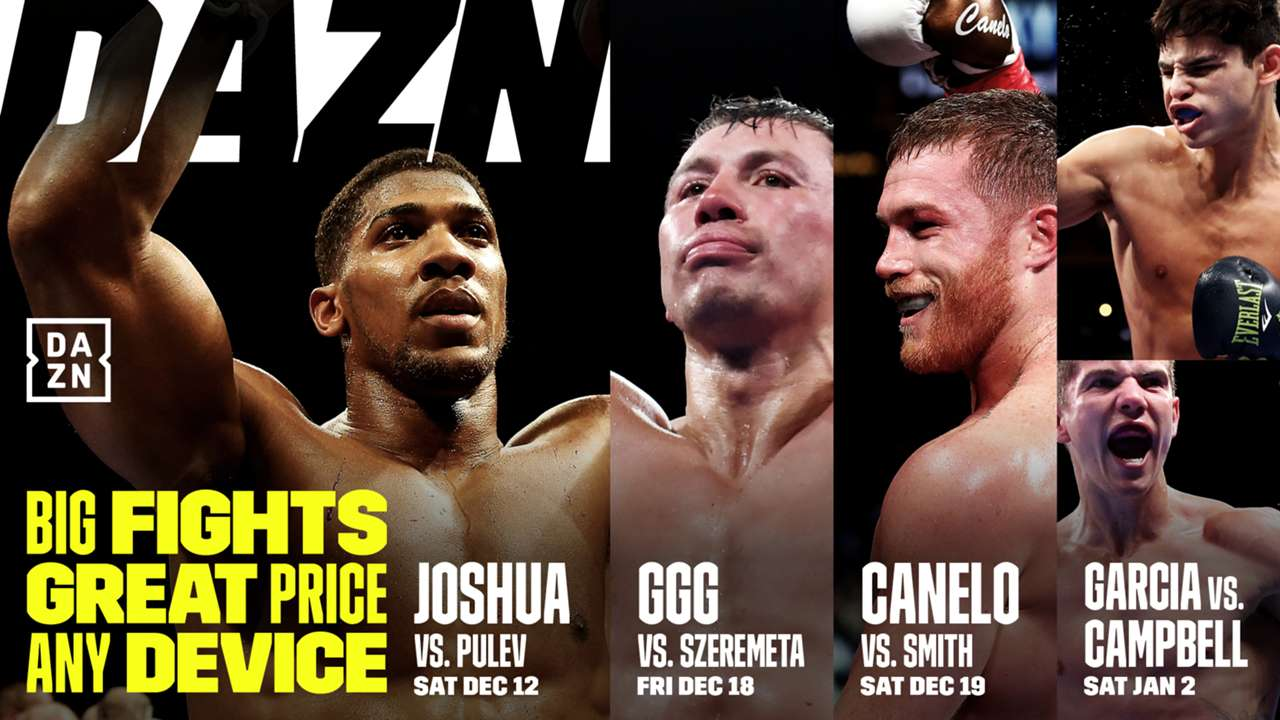 Cover image for DAZN launches globally with advent calendar offering of boxing contests
