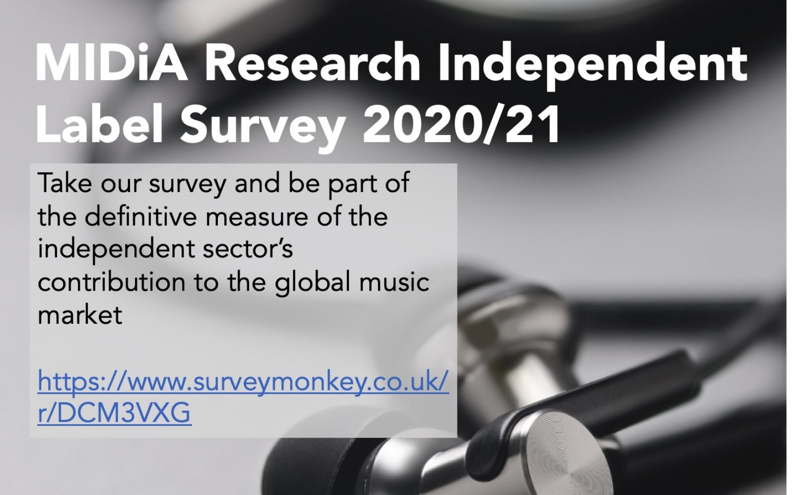Cover image for Global independent label survey