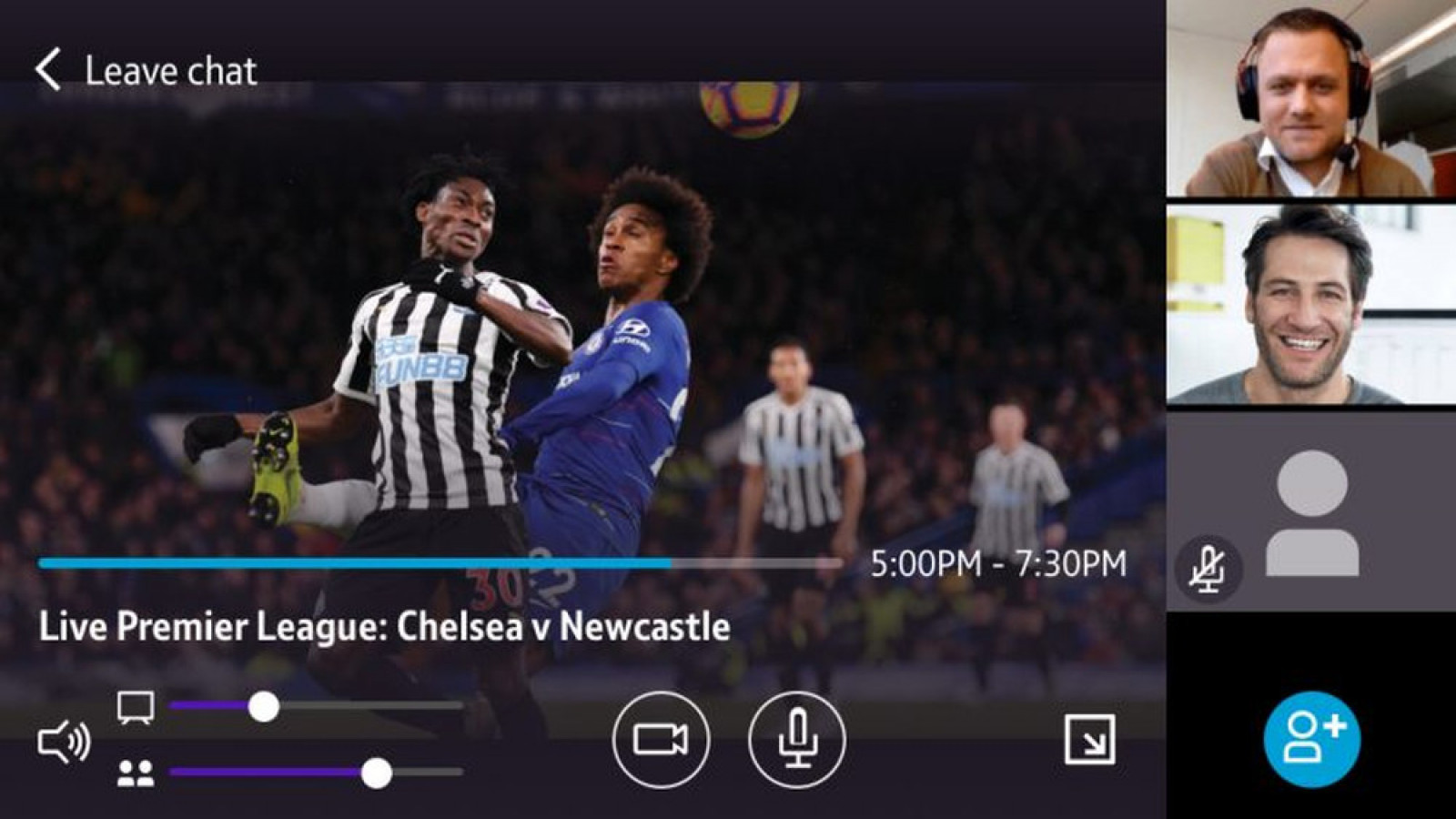 Cover image for Watch Together: BT Sport adapts to lockdown, offering synchronised group streaming