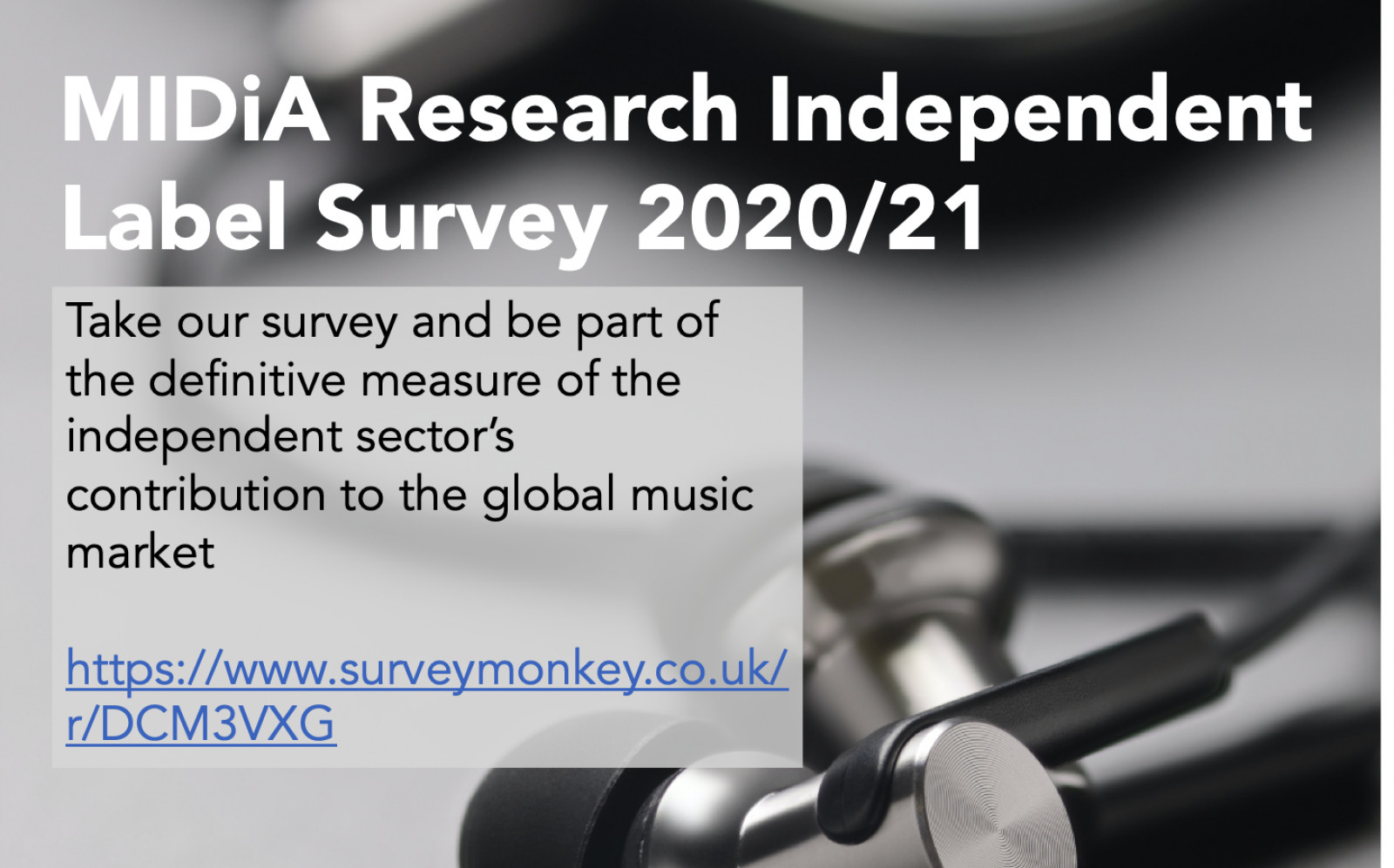 Cover image for Last call for the global independent label survey