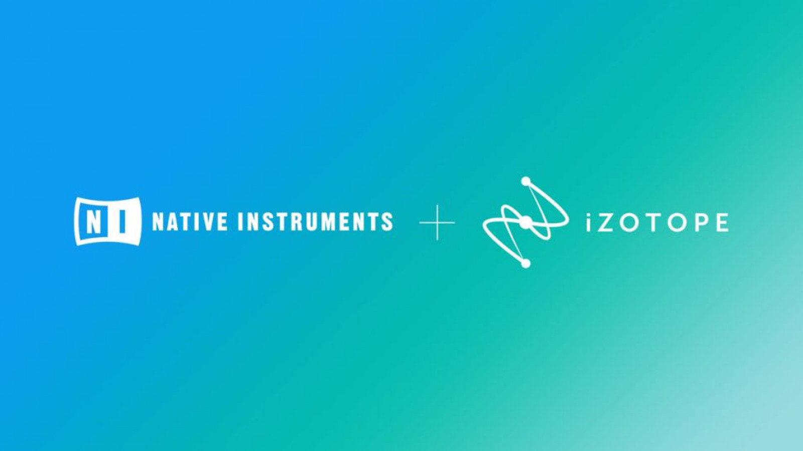 Cover image for Native Instruments and iZotope: creator tools major in the making