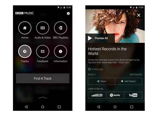 Cover image for Quick Take: BBC Music App