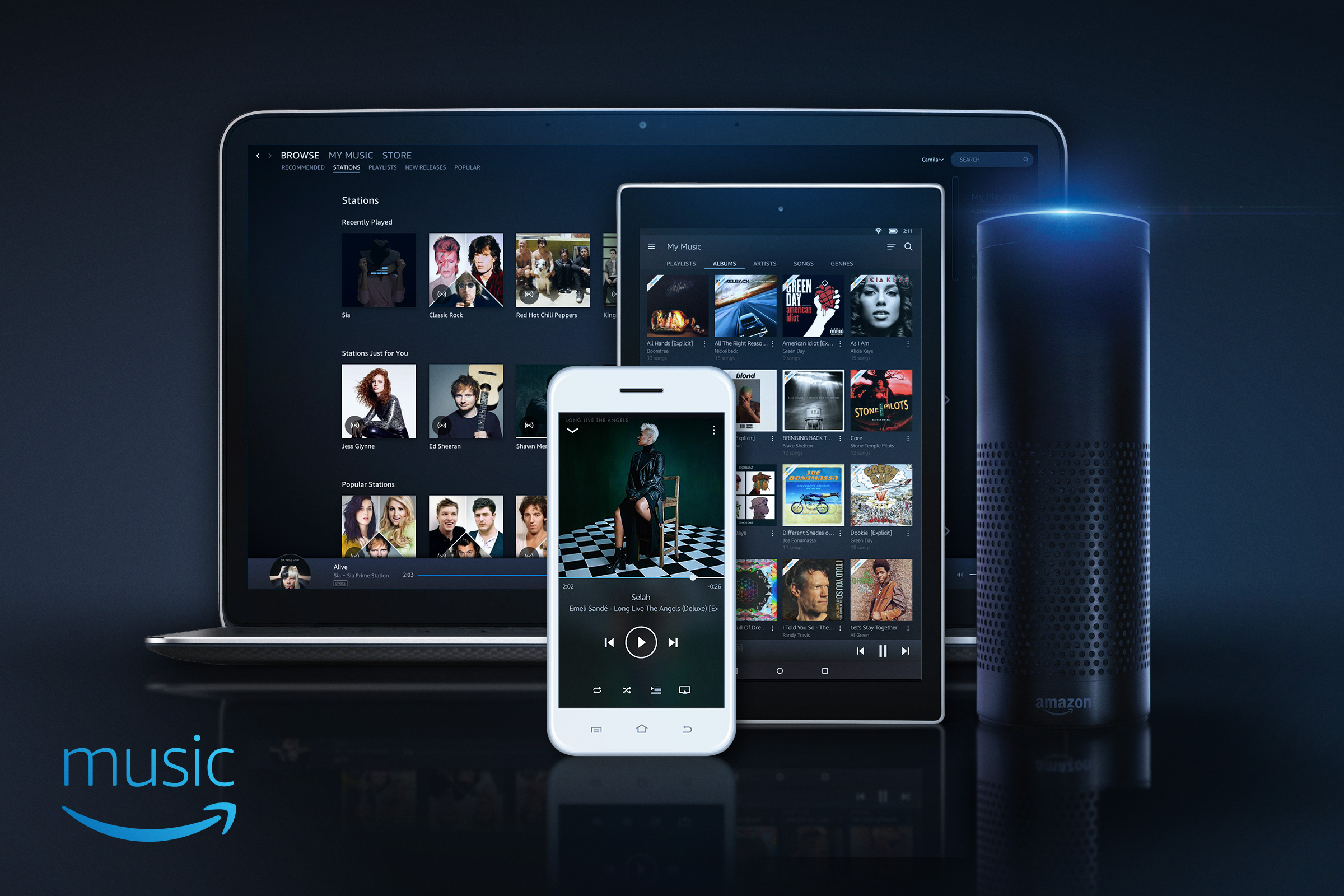 Cover image for Quick Take: Amazon Music Unlimited Comes To The UK