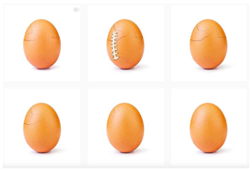 Cover image for Hulu and The Egg: How An Egg Outfoxed A Kardashian and Went On To Win The Super Bowl, With Hulu