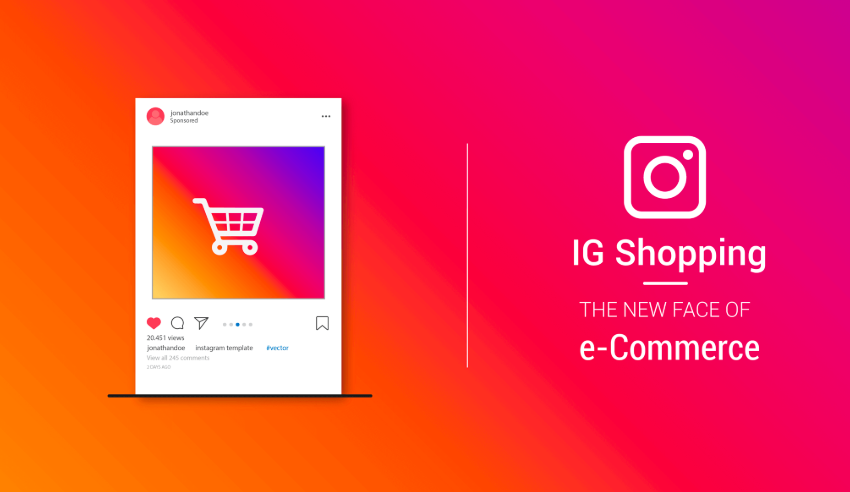 Cover image for Ecommerce Wars – Can Instagram's Shop Window and Check-Out All-in-One Compete with Amazon's Own Brand Ambitions and Voice?