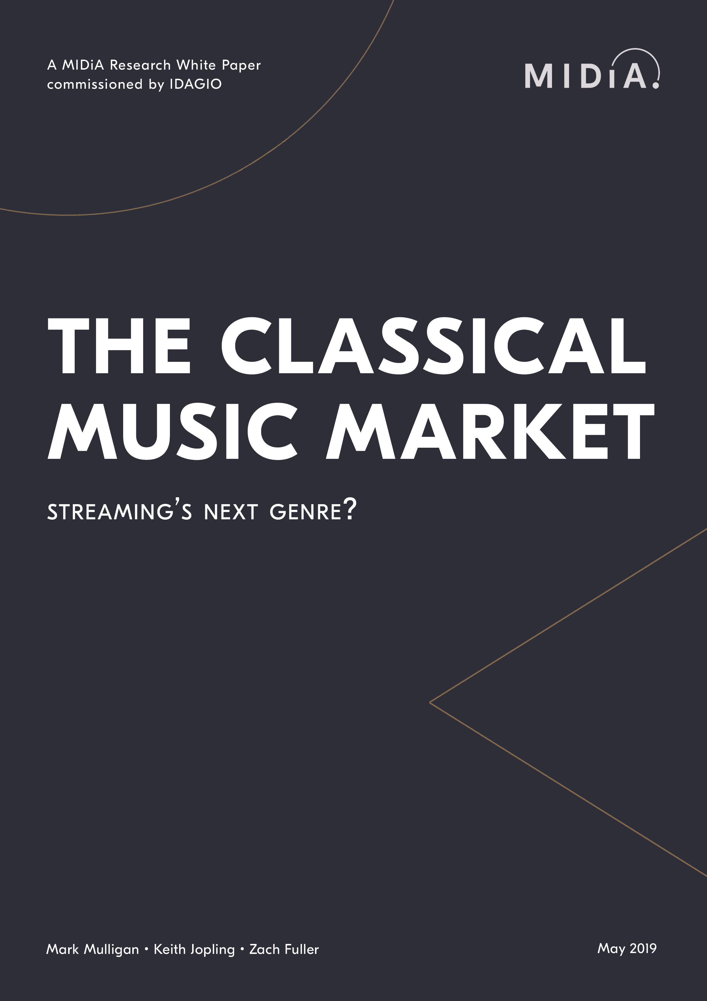 Cover image for The Classical Music Market - Streaming's Next Genre?